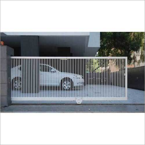 Manual Sliding Gate