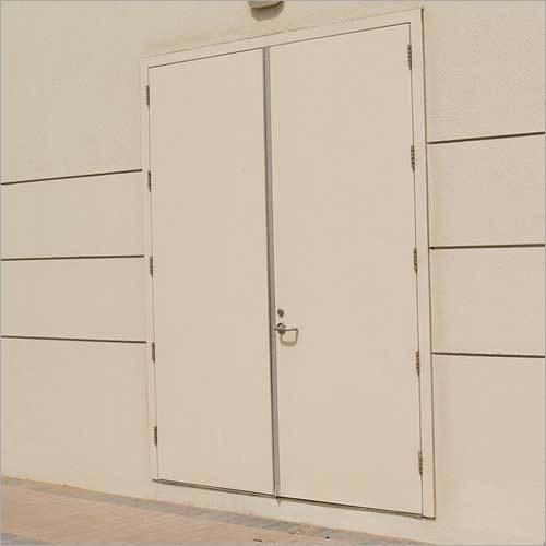 Acoustic Double Door