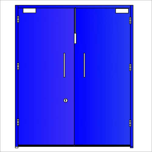 Industrial Clean Room Door