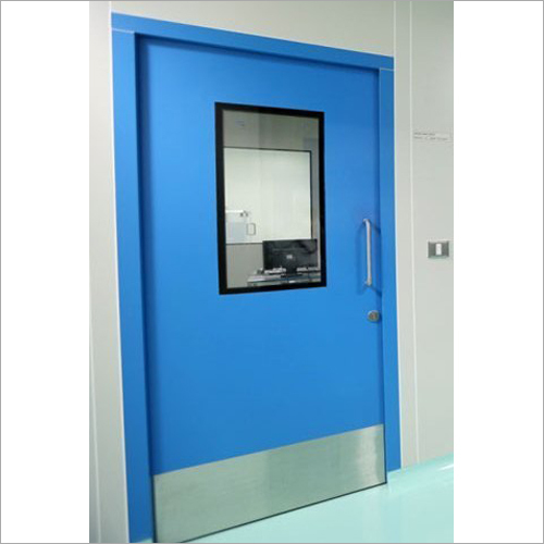 Modular Clean Room Door