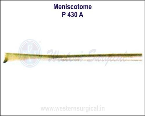 Meniscotome