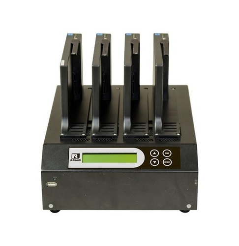 IT Professional Factory Series - 1 to 3 HDD/SSD Duplicator and Sanitizer (IT300G)