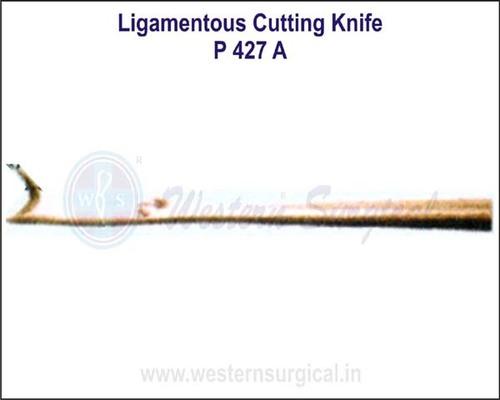 Ligament Cutting Knife