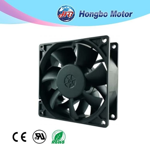 12V 24V 48V 92*92*38mm 9238 90mm Dc 24V Industrial Cooling Fan