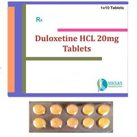 Duloxetine Hcl 20Mg Tablets