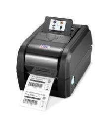 TX200 Series - Direct Thermal Desktop Printers