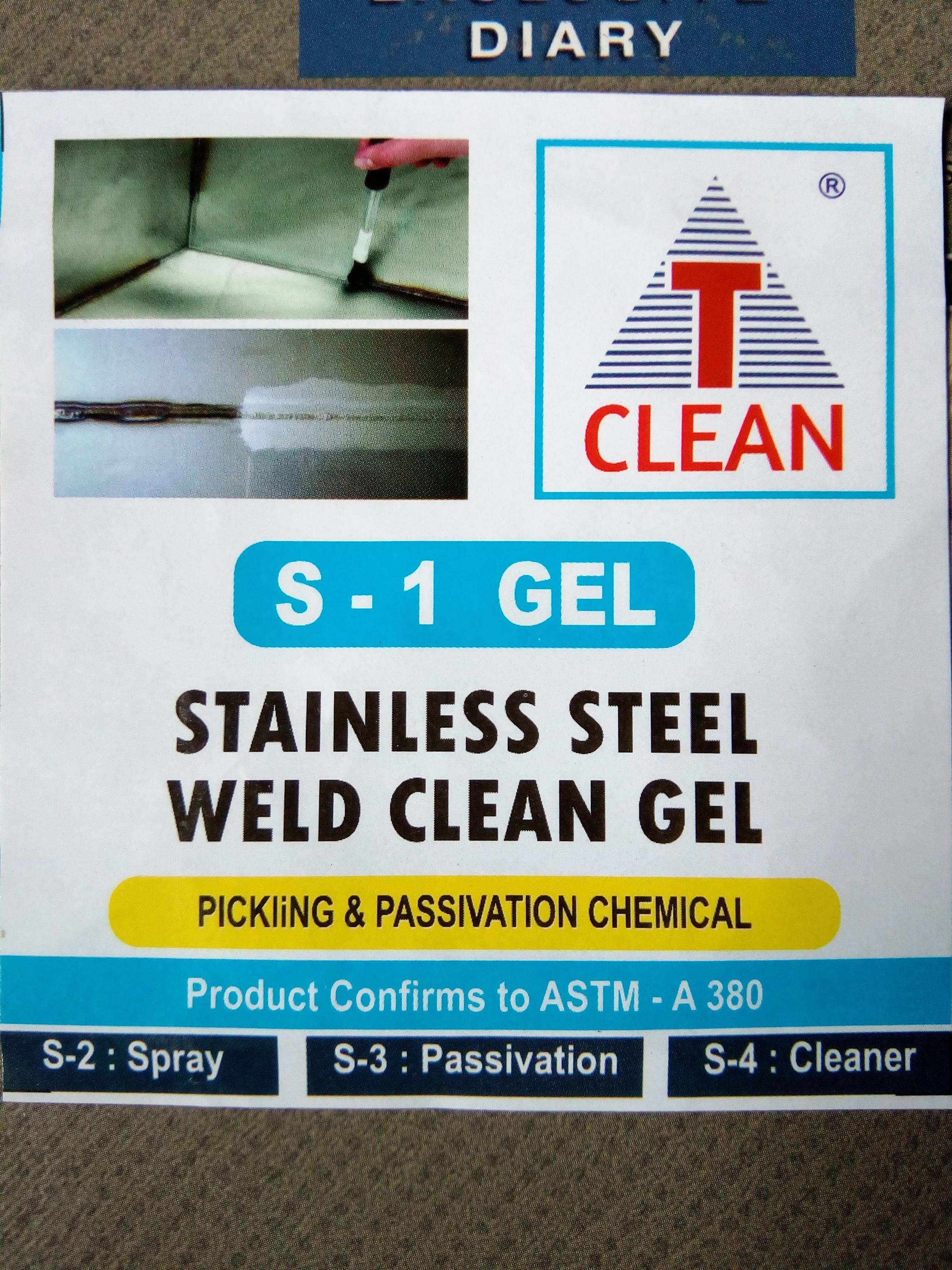 Stainless Steel Pickling Paste