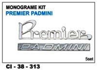 Monograme Kit  Premier, Padmini