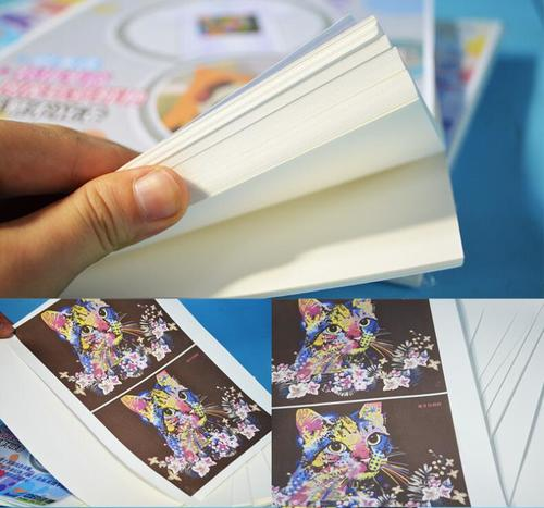 A4 Transfer Paper sublimation paper for heat transfer cups hats clothes
