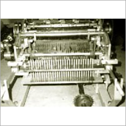 Selvedge Jacquard Machine