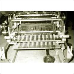 Jacquard Machine