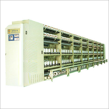 Elastic Fiber Covering Machine