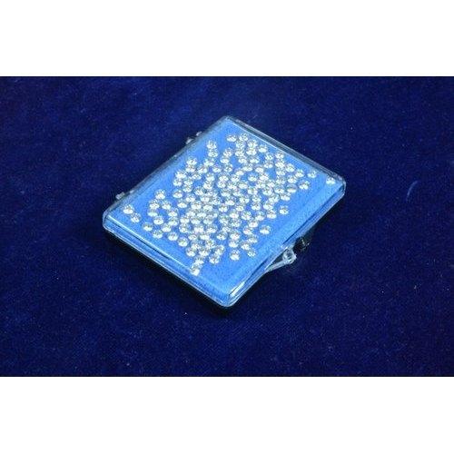 Cvd Diamond 2.20mm DEF VS SI Round Brilliant Cut Lab Grown HPHT Loose Stones TCW 1