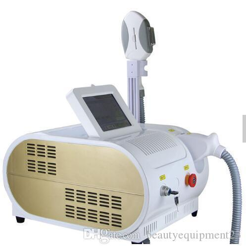 Portable IPL Permanent Hair Removal and Skin Rejuvenation