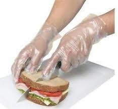 food preparation gloves