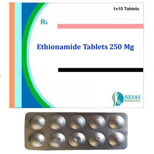 Ethionamide 250 Mg Tablets
