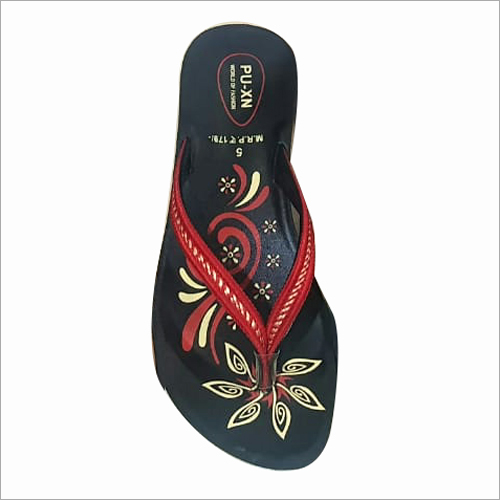 Printed Ladies  Slipper