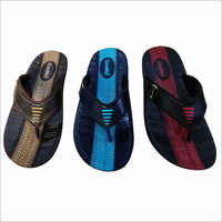 Mens Modern PU Slipper