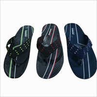 Mens Casual PU Slipper