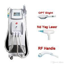 SHR Hair Removal Machine OPT Laser