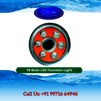 18 Watt LED Fountain Light