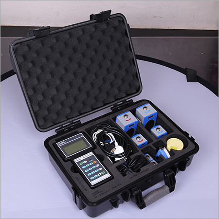 Portable Ultrasoinic Flow Meter