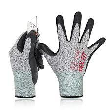 foam cutting gloves