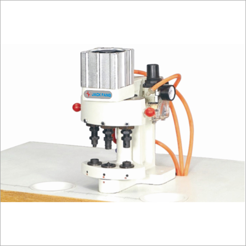 Pneumatic Snap Button Machine