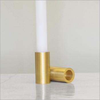 黄铜蜡烛台