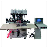 Automatic Five Color Pearl Fixing Machine