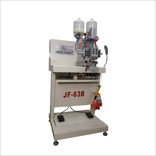 Automatic Double Head Pearl Fixing Machine
