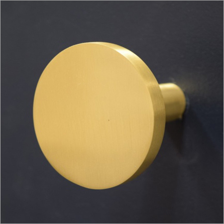 Brass Curtain Tie Back