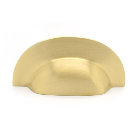 Cabinet Brass Cup Handle