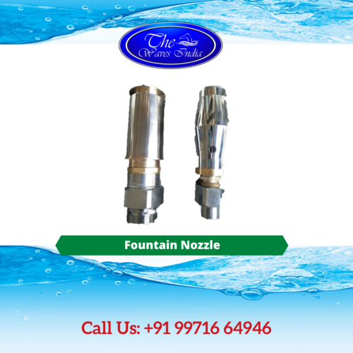 Fountain Nozzle Application: Pool