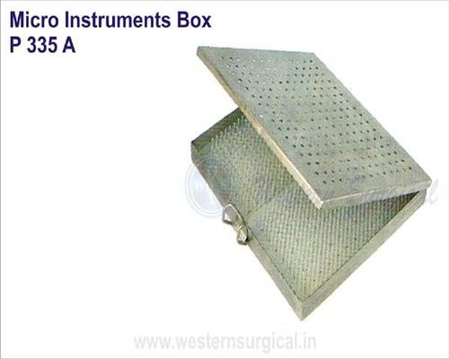 Micro Instrument Box