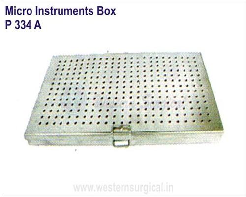 Micro Instruments Box