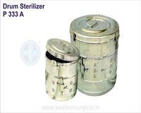 Drum Sterilizer