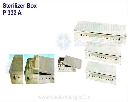 Sterilizer Box with Cover