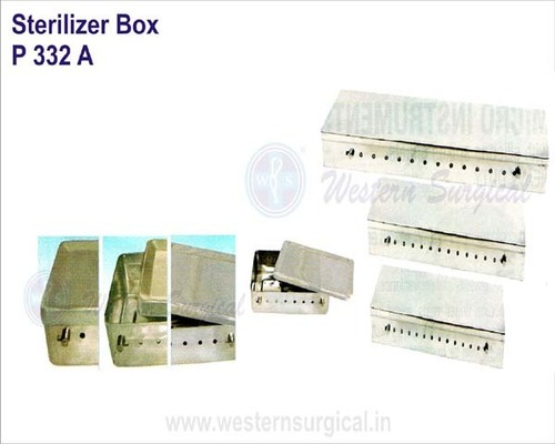 Sterilizer Box with Cover