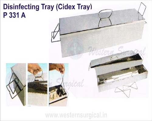 Disinfecting Tray (Cidex Tray)
