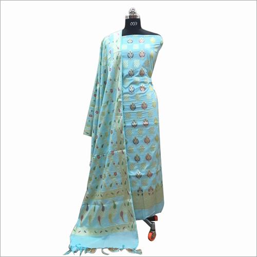 Designer Cotton Mercerized Fabric