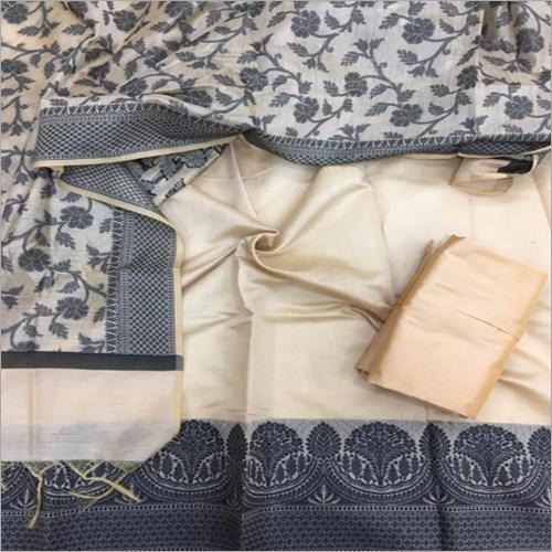 Banarasi Digital Suit Fabric