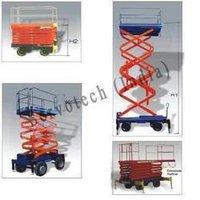 Hydraulic Work Platform