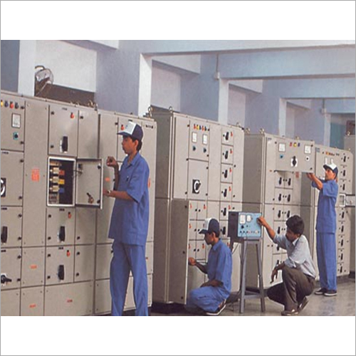 HT And LT Panel Installation Service