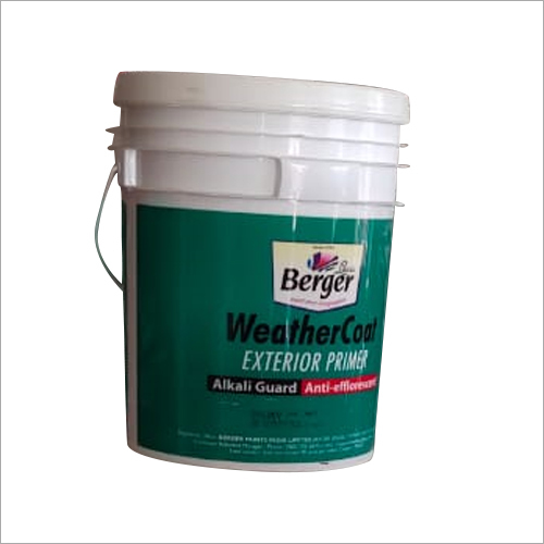 Weather Coat Exterior Primer Paint