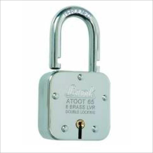 65 mm Brass And Steel Atoot Padlock