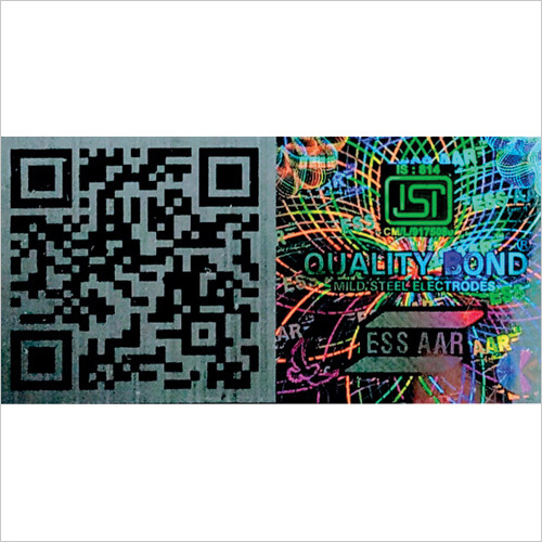 Combination Effect Zplus Security +Bardode Holograms