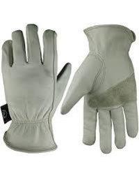 building grif gloves