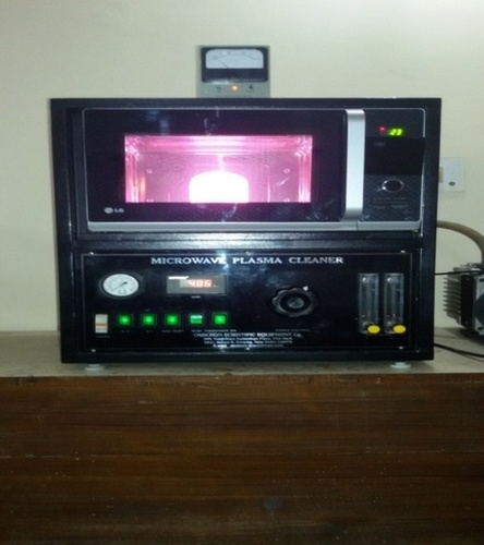 Microwave Plasma Cleaning System