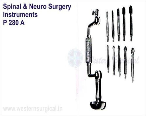 Spinal & Neuro Surgery Instruments